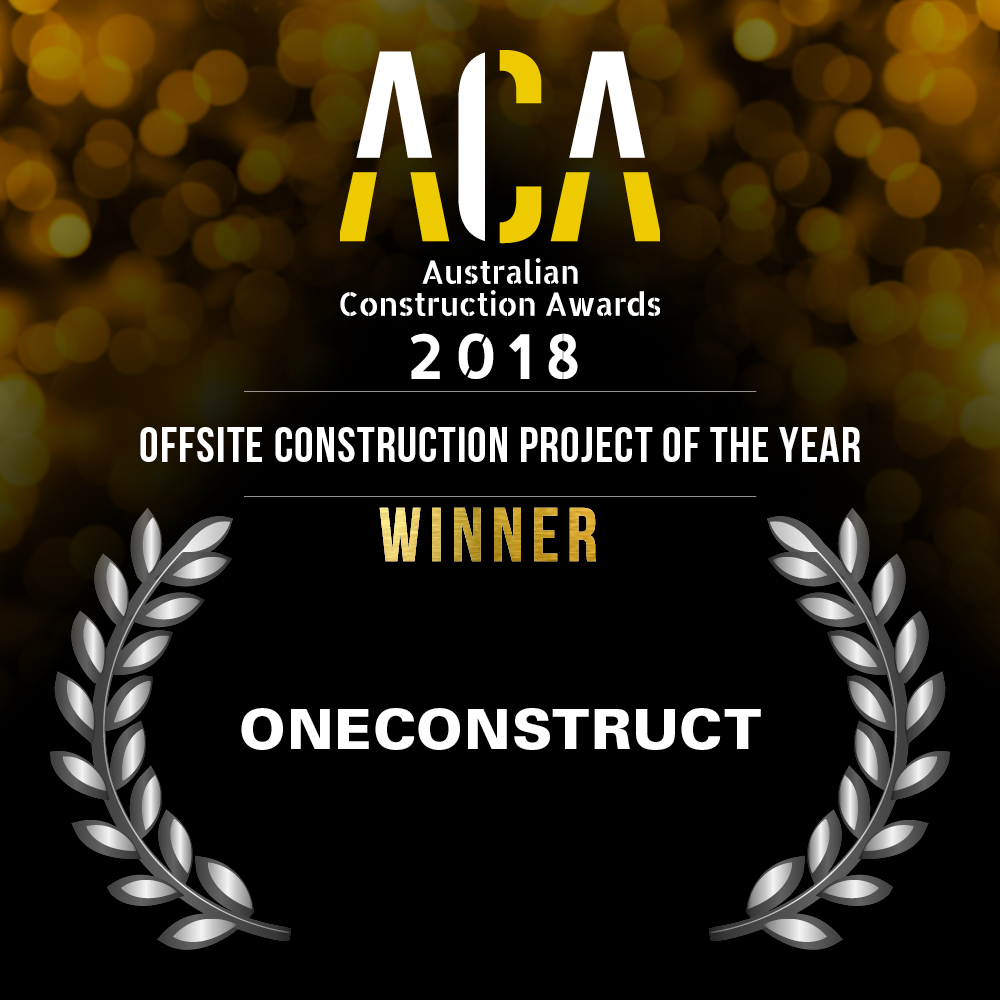 ACA 2018 Offite Construction of the Year